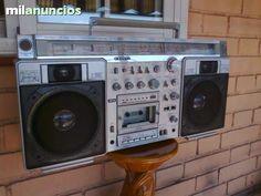 SANYO BOOMBOX Ghettoblaster