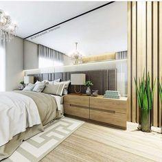 arqtivaProjeto MARA para quarto de casal!!   Projeto de @carolcantelli_interiores ⠀   via @decoremais ⠀