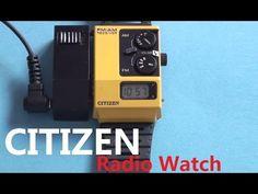 VintageDigitalWatches - Ep 4 - Citizen D031 AM FM Radio Watch - YouTube