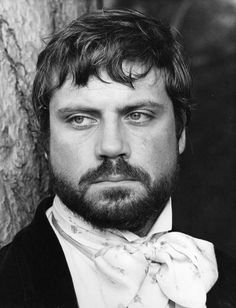 Oliver Reed as the English Pre-Raphaelite artist Dante Gabriel Rossetti in TV film (1967) Dante's Inferno