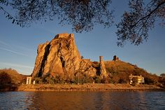 View on ruin of Devin castle and river Danube Art Prints For Sale, Fine Art Prints, Pictures For Sale, Camera Art, Art Sites, Landscape Pictures, Stretched Canvas Prints, Travel Photos, Monument Valley