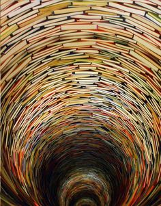 Down the book hole....