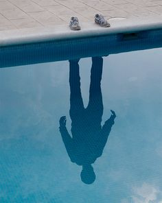 Shadow Photography by Pol Ubeda Hervas    I love this idea. Not only a cool photo, but really creative composition too.