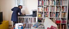 Isabel Wilson    Textile Designer, Apartment & Studio, Williamsburg, New York
