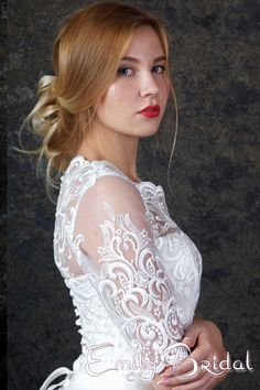 Wedding dresses from Russia!