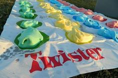 39 Slumber Party Ideas To Help You Throw The Best Sleepover Ever 2019 Play Twister with a messy twist! 39 slumber party ideas with a twist The post 39 Slumber Party Ideas To Help You Throw The Best Sleepover Ever 2019 appeared first on Birthday ideas. Slumber Parties, Slumber Party Ideas, Teen Pool Parties, Sleepover Crafts, Teenage Parties, Teenage Party Games, Adult Slumber Party, Sleepover Party Games, Fun Activities