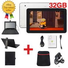 10-1-Inch-Android-5-1-1-Wifi-Quad-Core-Dual-Camera-Tablet-PC-HDMI-Keyboard-32GB
