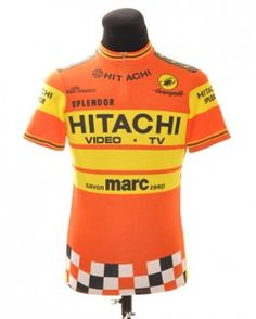 Campagnolo   Castelli   Hitachi - Love this! Dale Mallory · Cycling gear eaefd4dc4