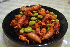 See related links to what you are looking for. Calamari Squid, Kung Pao Chicken, Seafood, Dan, Food And Drink, Indonesian Food, Dishes, Ethnic Recipes, Sea Food