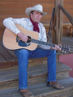 If you're so inclined, check out my buddy Jim Wilson's album of cowboy music.