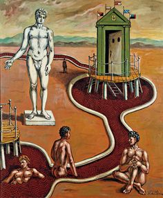Image result for CHIRICO
