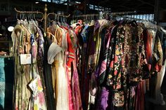 Antiques by the Bay Vintage Fashion Faire