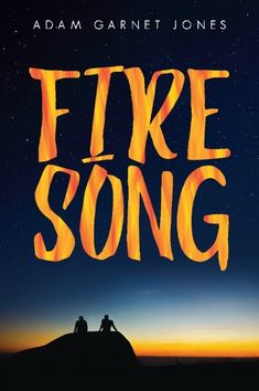 Fire Song is a Young Adult novel by Adam Garnet Jones focusing on life for Indigenous people, queer youth, and community and relationships. Ya Books, Used Books, Books To Read, Songs About Fire, Moving To Toronto, Kid Sister, Grieving Mother, Going To University, Ya Novels