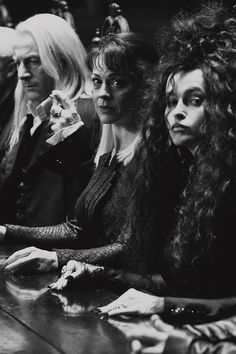 Shared by Senhora Lestrange. Find images and videos about harry potter, bellatrix and lucius malfoy on We Heart It - the app to get lost in what you love. Images Harry Potter, Harry Potter Cast, Harry Potter Love, Harry Potter Universal, Harry Potter Characters, Harry Potter World, Disney Star Wars, Image Meme, Must Be A Weasley