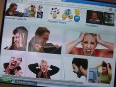 Dag 2: frustratie 4. de google-afbeeldingen