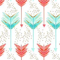 .a shot in water vertical. fabric by emilysanford on Spoonflower - custom fabric