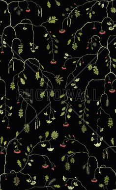 Looking for stylish wall murals? Check out our Patterns wallpaper category. Photowall always offers high quality and fast and free delivery. Trendy Wallpaper, Tumblr Wallpaper, Black Wallpaper, Photo Wallpaper, Retro Pattern, Black Walls, Surface Design, Surface Pattern, Kids Decor