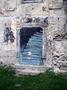 Stairway to nowhere - Bratislava, Slovakia . Book Visit SLOVAKIA now via… Street Art, Bratislava Slovakia, European Summer, Heart Of Europe, Amazing Buildings, Central Europe, Eurotrip, Eastern Europe, Countries Of The World