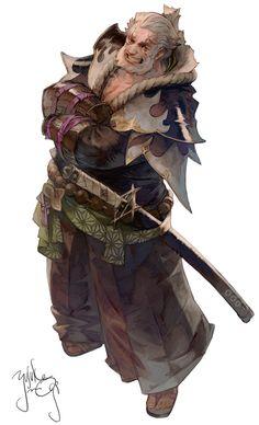 Gosetsu from Final Fantasy XIV: Stormblood