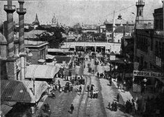 Chicago Midway Plaisance, 1914