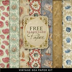 Far Far Hill - Free database of digital illustrations and papers: Freebies Vintage Paper All my digital paper is on sale for 99 cents per 5 pack! Free Digital Scrapbooking, Digital Scrapbook Paper, Digital Paper Freebie, Digital Papers, Scrapbooking Layouts, Papel Vintage, Vintage Paper, Background Vintage, Paper Background