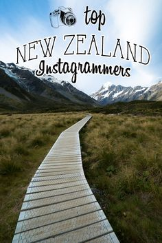 Get inspiration for your dream trip to new Zealand from these top New Zealand Instagram accounts.