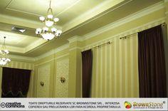 TAPET (17/23) Curtains, Wallpaper, Interior, Design, Home Decor, Art Deco, Blinds, Decoration Home, Indoor