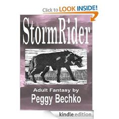 Stormrider - a novel I wrote which got reprinted in India and environs - in Kindle format here and recommended by John Cullum, Nothern Exposure & Tony winning fame