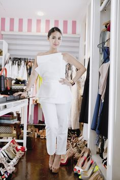 Heart Evangelista's Style Tips on How to Wear White | Preview.ph