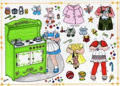 Paper Doll #3