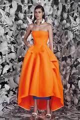 More orange, more structure, more glamour