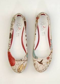 Dogo shoes Eden Garden Flats