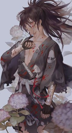 Hyakkimaru [DORORO 2 0 1 9] Fan Art Anime, M Anime, Anime Kawaii, Anime Love, Cosplay Anime, Dark Fantasy, Fantasy Art, Anime Style, Animé Fan Art