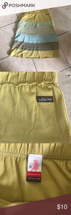 MATILDA JANE // serendipity skirt MATILDA JANE // serendipity skirt // size M // perfect! pet and smoke free, FAST shipping! matilda jane  Skirts