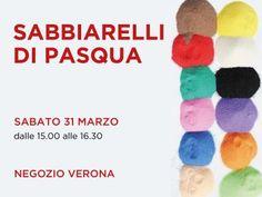 Sabbiarelli di Pasqua a Verona