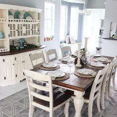 Marsilona Dining Room Chair Set) von Ashley HomeStore, zweifarbig Source by ashleyhomestore
