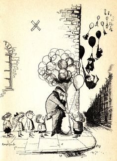 by Ronald Searle