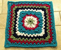 Morning Glory pattern by Teresa J. Kohlhoff