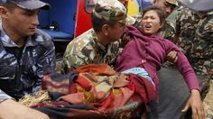 Its been so sad to hear about the news on Nepal..Thousands of people have lost their lives and thousands more have been injured in a 7.8-magnitude earthquake that hit Nepal's capital Kathmandu and its surrounding areas. Mount Everest was also struck by deadly avalanches after the quake on Saturday.  Let's do something,or lets make the authorities to do something for them. Pray for Nepal