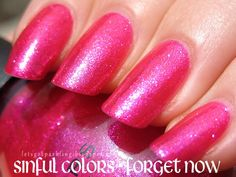Sinful Colors Forget Now