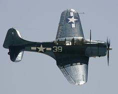 Warbird Depot - Attack > Planes of Fame's Douglas SBD-5 Dauntless