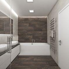 Home Interior, Interior Design, Bathroom Inspiration, Bathroom Ideas, Decoration, Alcove, Villa, Bathtub, House