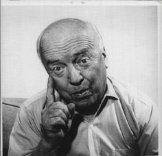 """Everybody's favorite Fred Mertz and Michael Francis O'Casey AKA """"Bub""""~ Actor William Frawley ~ born February 26, 1887~ and left us at age 79 on March 3, 1966"""