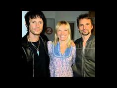 Muse - Matt and Dom Interview with Jo Whiley BBC Radio 2 (03/06/2015) - YouTube