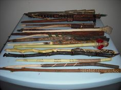 wands DIY