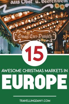 The Most Amazing Christmas Markets In Europe That Will Blow Your Mind With Lots . Krakow Christmas Market, Budapest Christmas Market, Vienna Christmas, Best Christmas Markets, Christmas Markets Europe, Cozy Christmas, Christmas Traditions, European Vacation, European Travel