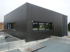 Constructeur de maisons à charpentes métalliques - Ducry SA