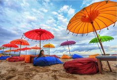 Live a colorful life. #bali #balilife #island #paradise @beatkrissans