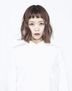 Matilda Bang #bang #hair #beauty #cut #chahongardor