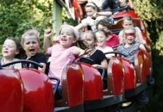 Park Tivoli is een amusementspark voor kinderen tot en met tien jaar met attracties als een achtbaan, minibotsauto's en Harm's Kippenfarm.